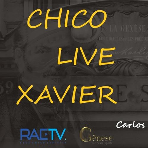 CHICO LIVE XAVIER - 003 - A PRIMEIRA REUNIÃO - CARLOS A BRAGA