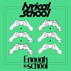 Enough is school odd demo