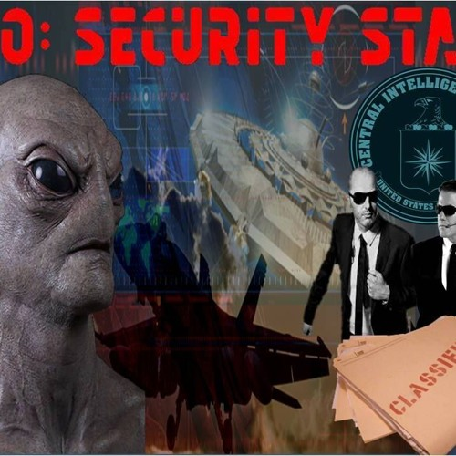 'UFO: SECURITY STATE W/ DAN WRIGHT' – September 13, 2019