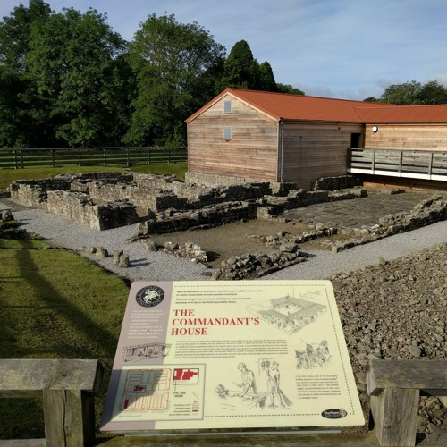Binchester Roman Fort open for tours during heritage festival