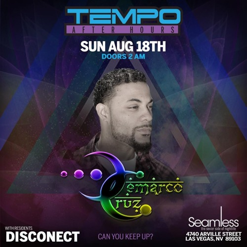 Live At Tempo Afterhours 8-18-19