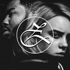 Billie Eilish & Khalid - lovely (Zedrar Remix)