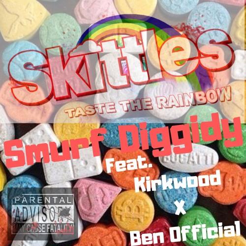Smurf Diggidy - Skittles ft- Kirkwood x Ben Official
