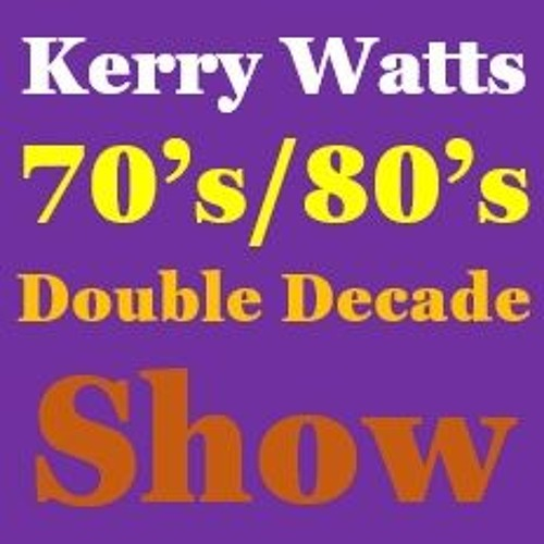 Kerry Watts Double Decade 1 14th September 2019