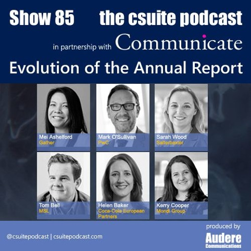 Show 85 - Evolution of the Annual Report