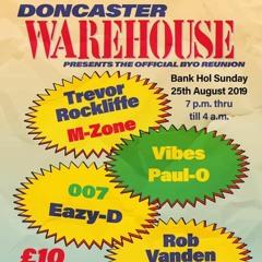 "Dj Sniper ""Spinback"" Bouncy Techno Set @ Byo Reunion  (Doncaster Warehouse )"