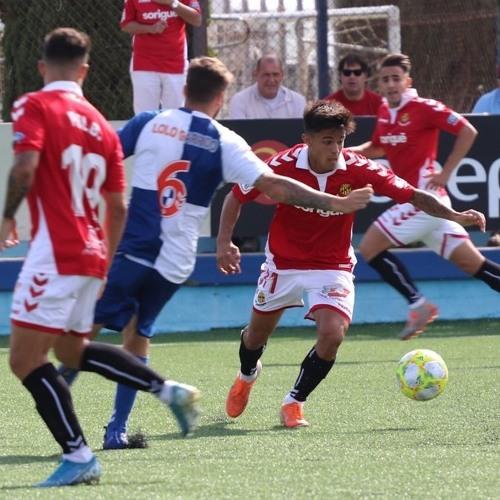 Segona B - Jornada 4: Ebro 0-2 Nàstic (reemissió)