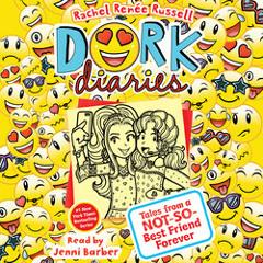 DORK DIARIES 14 Audiobook Excerpt