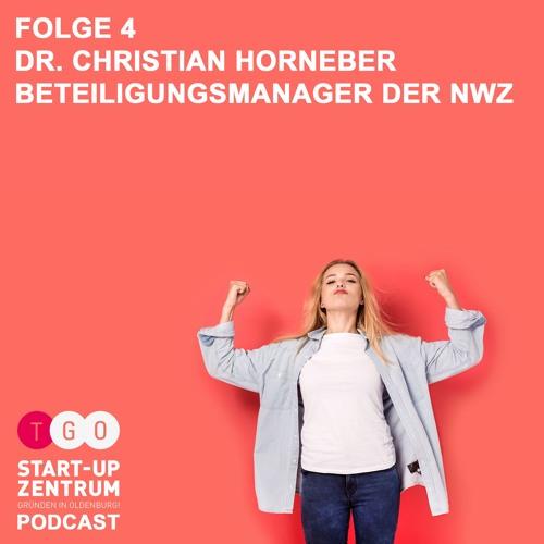 GO! Start-up Zentrum Podcast // Folge 4 mit Dr. Christian Horneber von der Nordwest-Zeitung