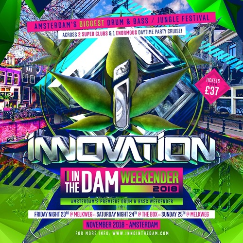 Innovation In The Dam 2018 - Unreleased Sets
