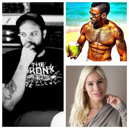 Ep202 Cancer Bats Mike Peters, Glory Kickboxing Trevor Ragin & Author Theresa Longo (09 17 '19)