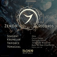 xXETEXx Bucht - Zenon Record Party