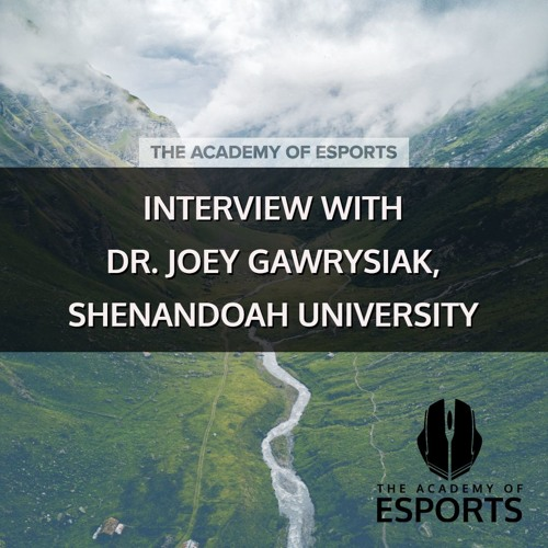 Interview with Dr. Joey Gawrysiak