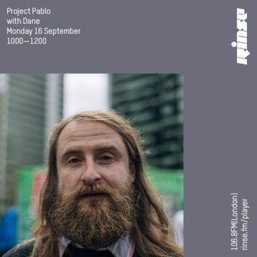 Project Pablo with Dane - 16 September 2019