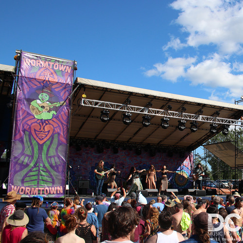 Daydream: Hayley Jane and the Primates at Wormtown Music Festival 9/15/2019