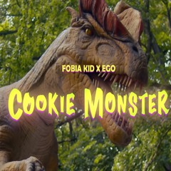 FOBIA KID - Cookie Monster Feat. EGO (prod. Conspiracy Flat)