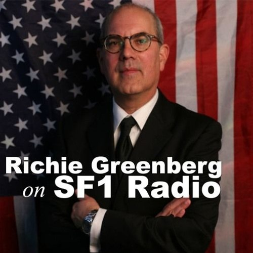 Shahid Buttar speaks with Richie Greenberg on politics and Pelosi