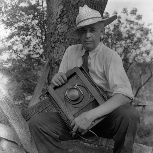 State Historical Marker Dedicated For Photographer Frank Hohenberger