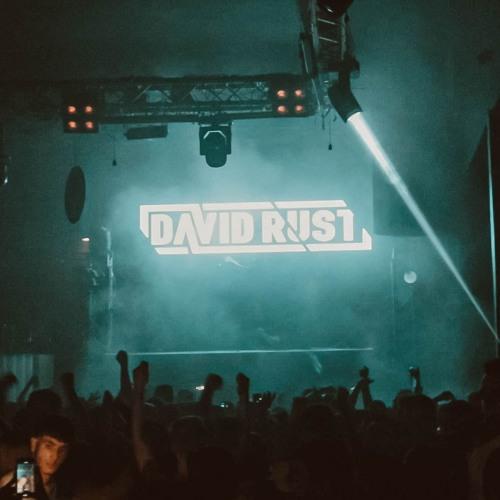 David Rust LIVE @ Lush, Kelly's Complex, Portrush 14.09