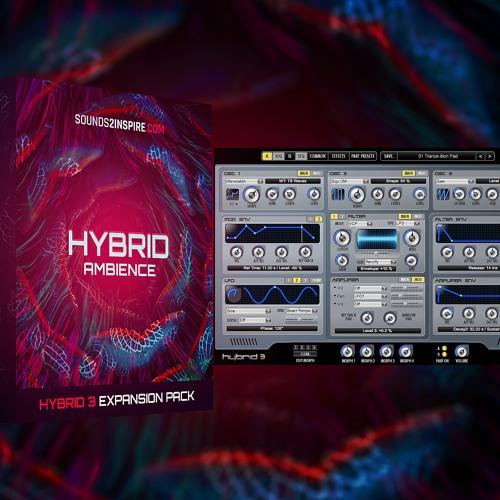 Hybrid Ambience - Hybrid 3 Expansion