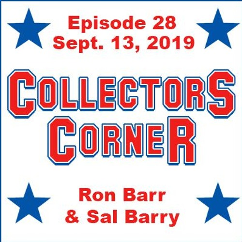 Collectors Corner #28 - 9/13/2019 - Sports Video Games