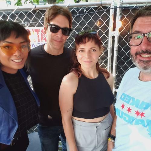 Live at Riot Fest 2019: Chicago band Ganser (Episode 262)