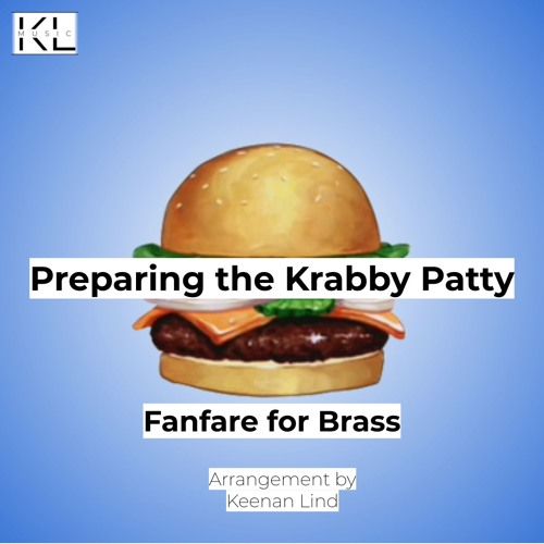 Preparing the Krabby Patty - Fanfare for Brass