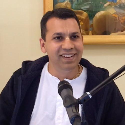 Śrīmad Bhāgavatam class on Fri 13th September 2019 by Sri Chaitanya Dāsa 4.24.59