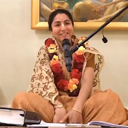 Śrīmad Bhāgavatam class on Mon 16th September 2019 by Pritilakshana Devi Dāsi 4.24.62