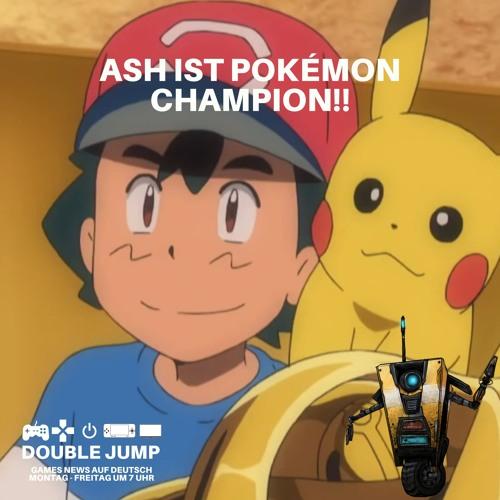 Ash Ketchum ist nach 20 JAHREN ENDLICH Pokémon Meister!