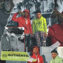 Lil Kool X NoCap - Authentic Lifestyle (Prod. Al Geno)