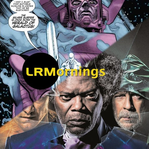 Is Silver Surfer Getting His Own Film And What Is M. Night Shymalan Doing With 2 Films? | LRMornings