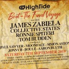 James Zabiela - High Tide Boat Party - The Final Voyage