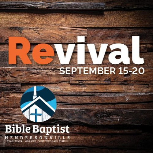 09152019am | Revival 1 | Dave Young
