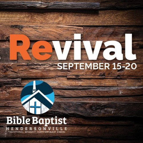 09152019pm   Revival 3   Dave Young