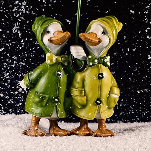Rain ducks