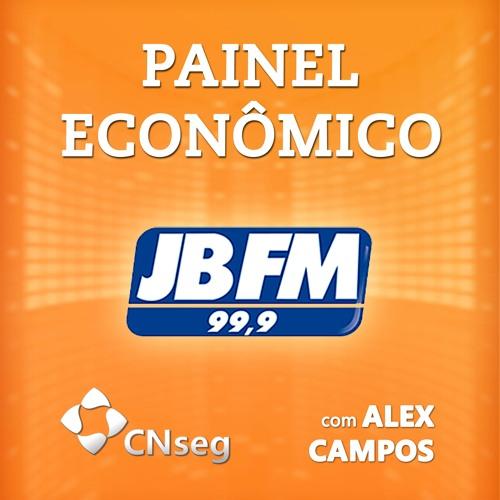 Painel Econômico JB - 16/08/2019 - Conseguro: Infraestrutura