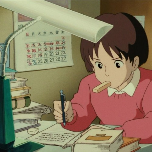 Time to study (LO-FI)