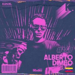 Alberto Dimeo (Venezuela)   Exclusive Mix 147