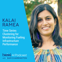 Time Series Clustering for Monitoring Fueling Infrastructure Performance with Kalai Ramea  - #300