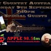 My Country Australia - Apple 98.5 FM Show 16-9-19