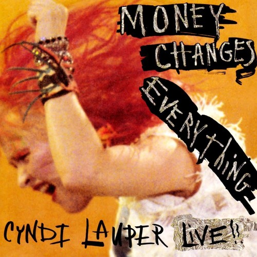 Money Changes Everything (original by Cindi Lauper) Full band recording