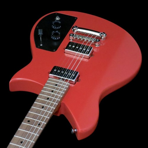 Arvo Guitar (2 x P-90) – Demo Song