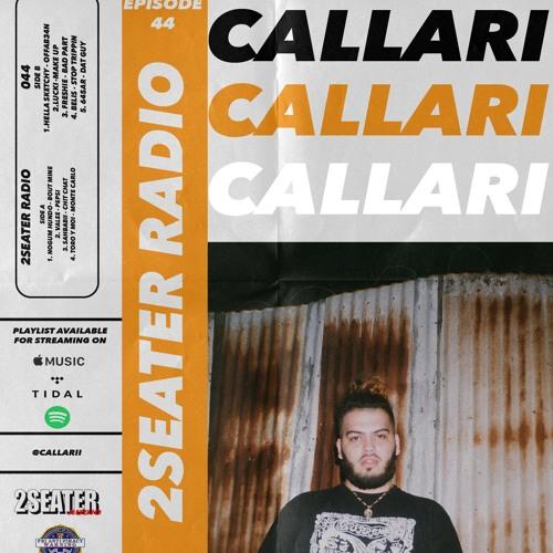 2SEATER Radio Episode 44 (CALLARI)