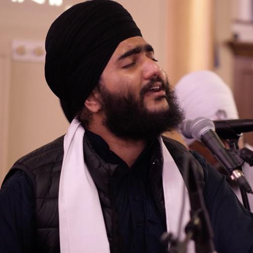 Bhai Bikramjeet Singh - raakh sadaa prabh apanai saath - Edinburgh Smagam 2019 Sat Rensbhai