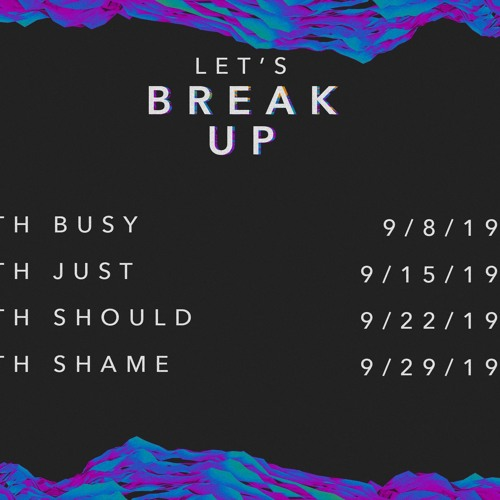 Let's Break Up ... with Just | Luke 15:1-10 | Sermon by Pastor Amy