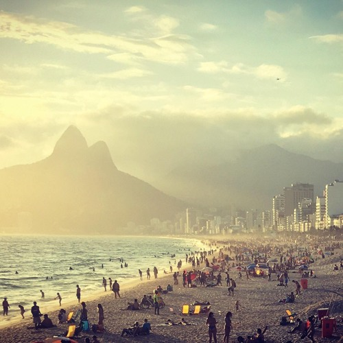 DICKY TRISCO - More Brasilian Beats Mixtape