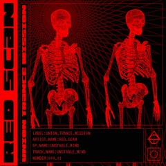 Red Scan - Unstable Mind