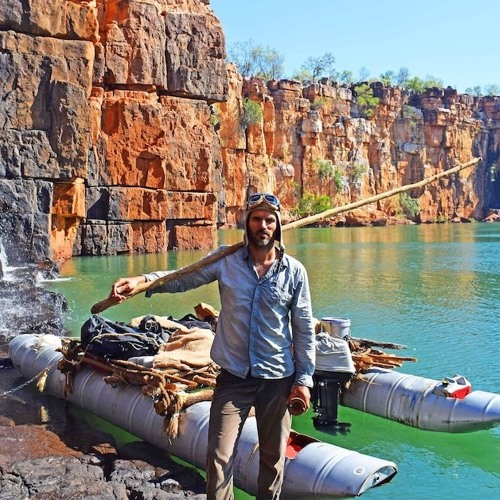 HOW TO MAKE A FILM ON YOUR OWN WITH NO CREW! SURVIVING THE OUTBACK WITH DIRECTOR MIKE ATKINSON