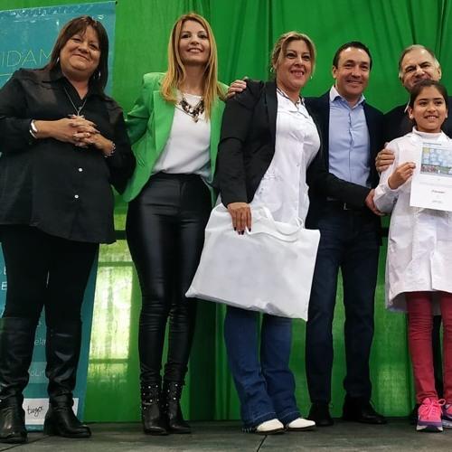 """18.09.19-#PrimeraMañana-Sec.Ambiente Fcio.Varela Beatriz Domingorena-10° Edición """"Pintá Tu Ambiente"""""""